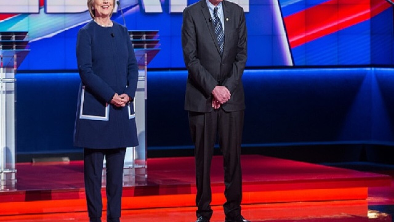 New rancor, tough talk in Democratic debate