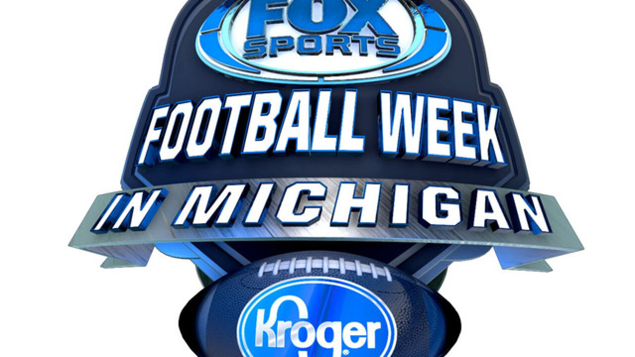 Lions legend Herman Moore joins FOX Sports Detroit's Football Week in Michigan