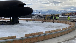 Helena airport making nearly $5M in upgrades to fire training center