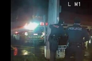 Battle Creek police release dash cam footage of officer-involved shooting