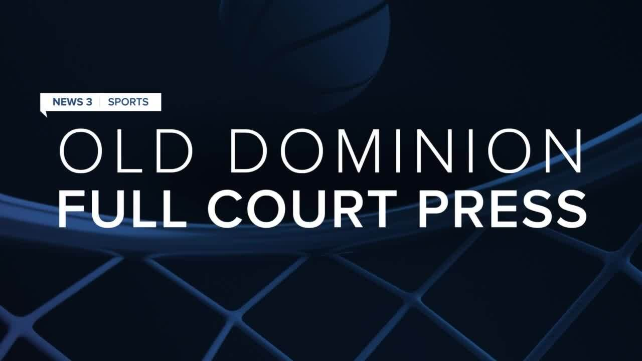 Old Dominion Full Court Press