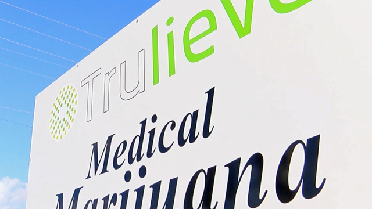 1st medical marijuana dispensary opens in Vero