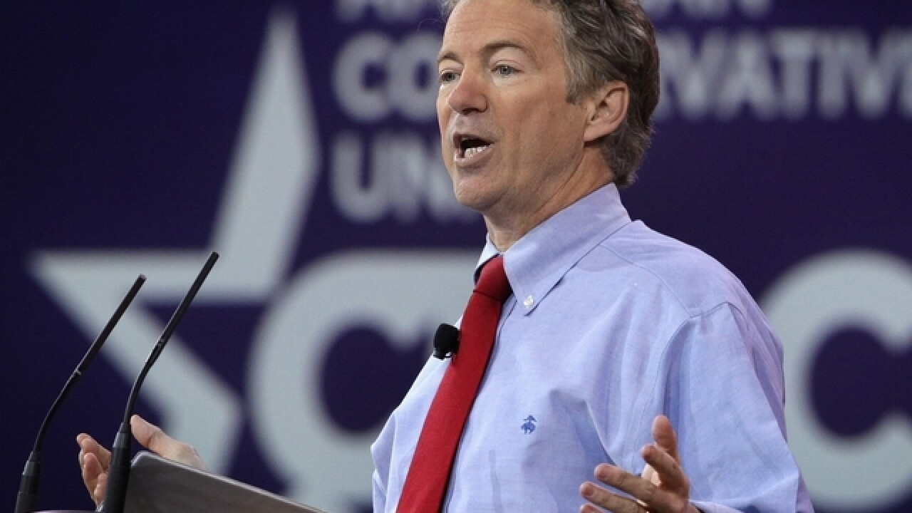 Prosecutors to seek 21-month sentence for Rand Paul's neighbor