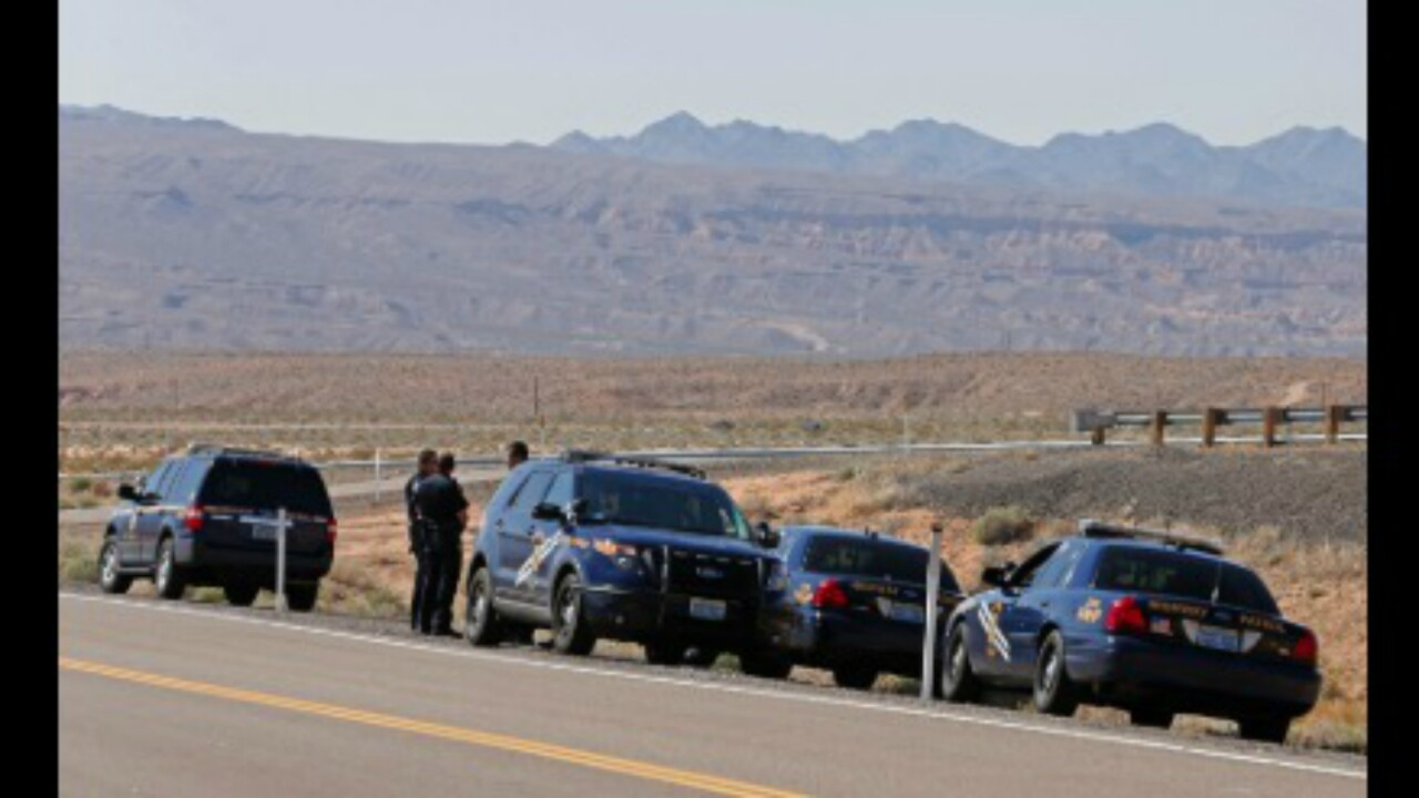 'He doesn't count?' Nevada highway patrol pulled over hearse, received bizarre response