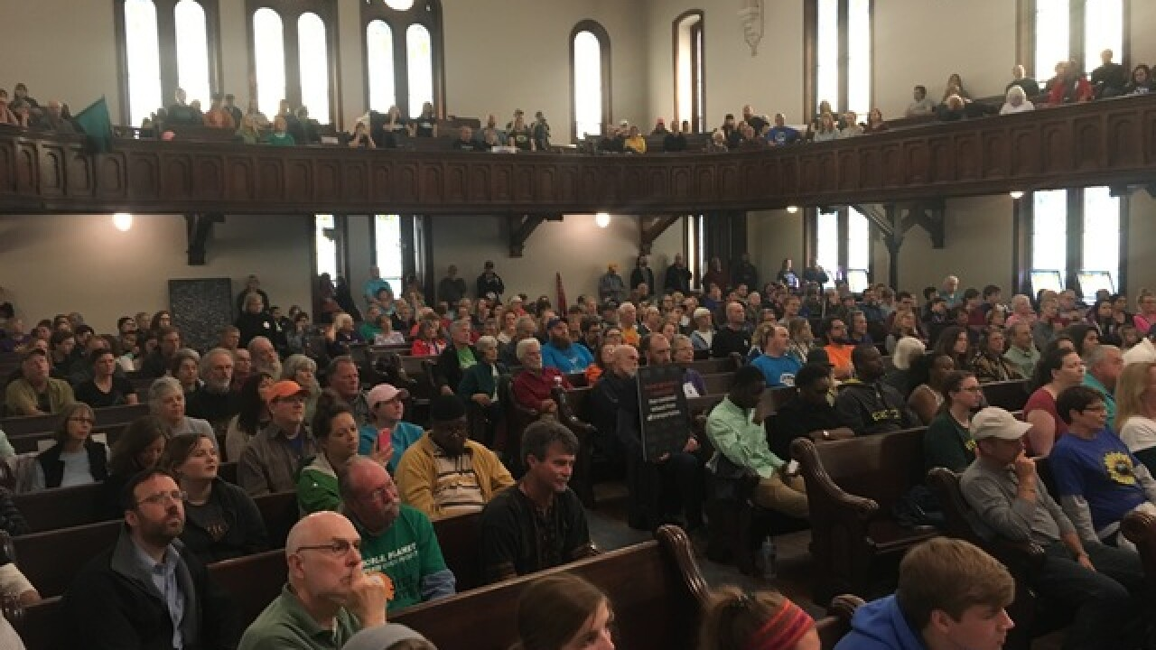 PHOTOS: People's Climate March Indiana