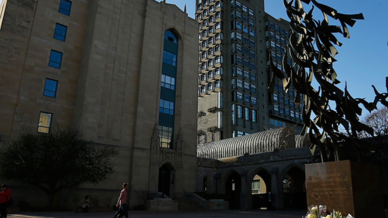 Boston University bomb threat a hoax, after campus buildings evacuated
