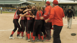 State softball recap: Favorites end on top, though it wasn't easy