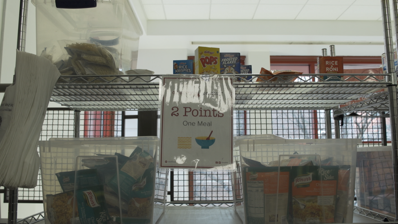 Universities open food pantries in effort to curb food insecurity among students
