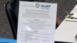 NAACP gun violence meeting in Pueblo