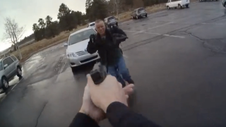 Flagstaff PD release body cam video of a deadly officer-involved shooting