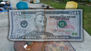 Counterfeit cash hits Tampa yard sale benefiting good cause