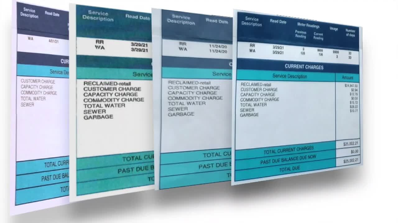 Delray Beach water bills with hefty price tags