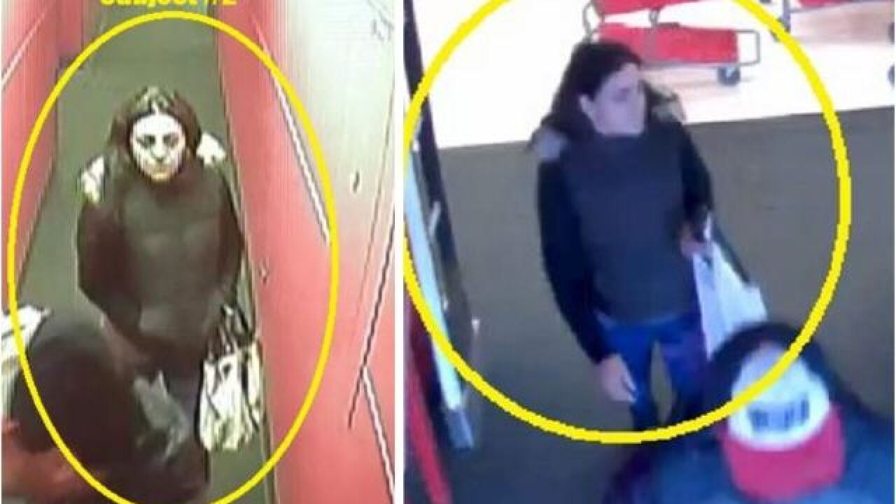 Suspects accused of stealing wallet from victim