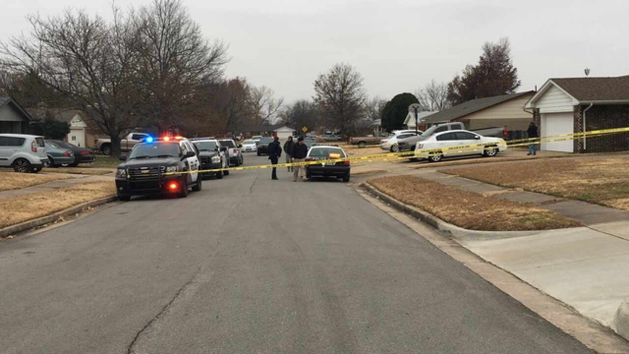 New disturbing details on  Broken Arrow Homicide