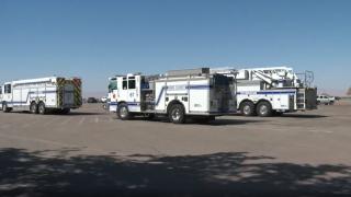 Kern County Fire Department Trucks