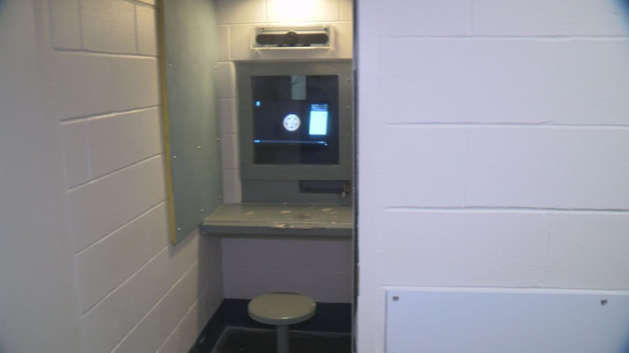 Video court booth