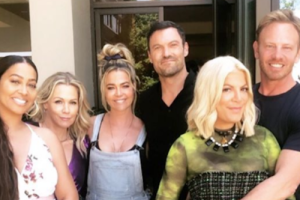 'Beverly Hills, 90210' Cast Is Sharing Behind-the-scenes Photos From The Show's Reboot