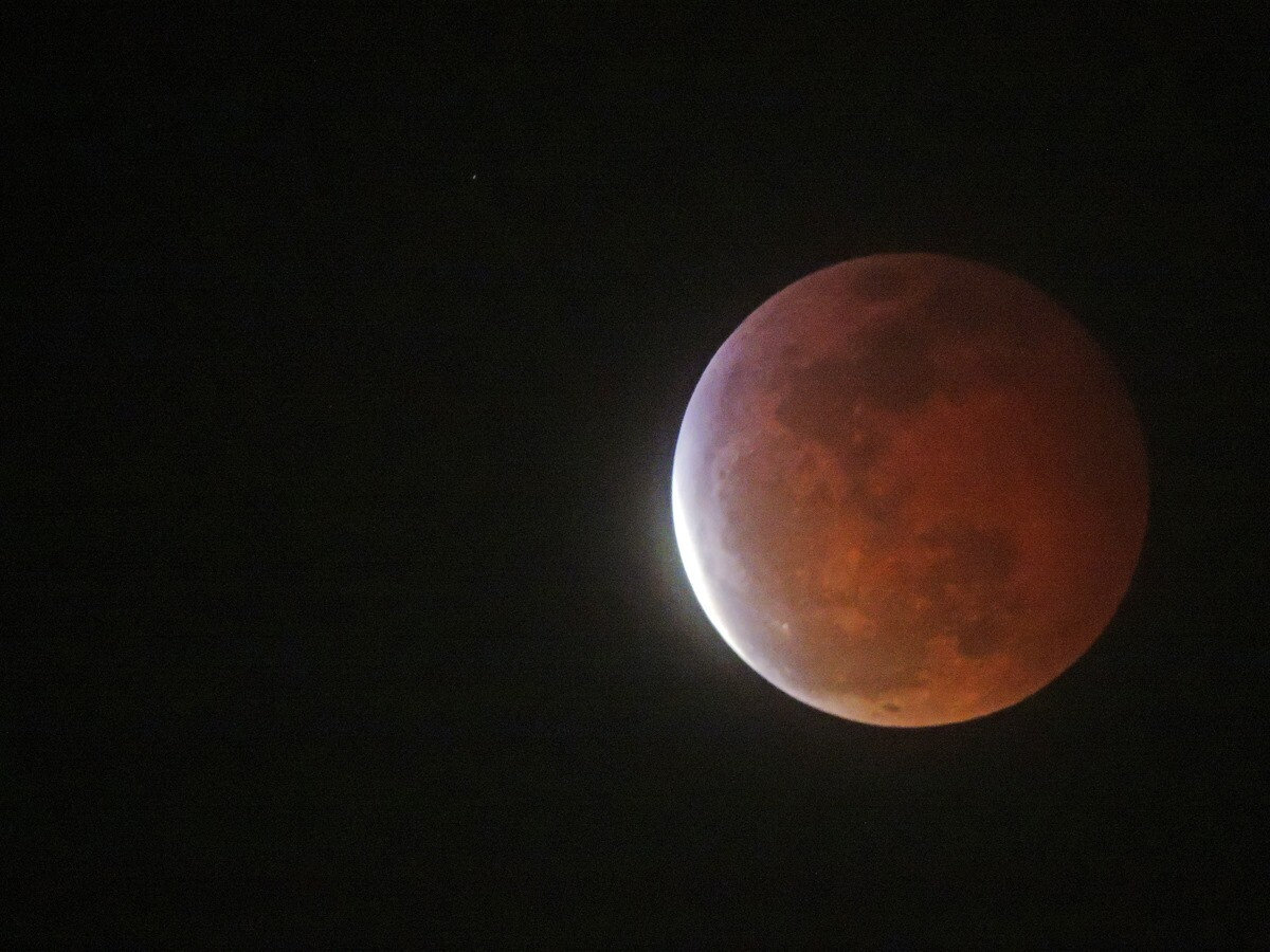 Super wolf blood moon 3