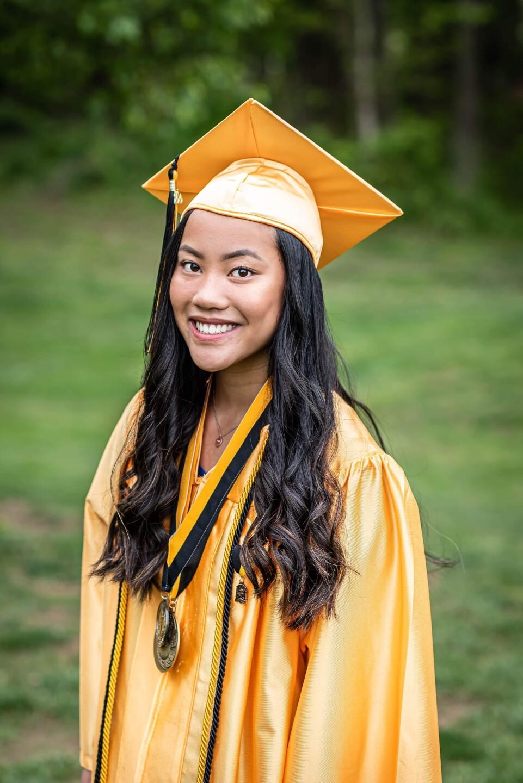 Allyson McHenry, Georgetown Junior/Senior High School