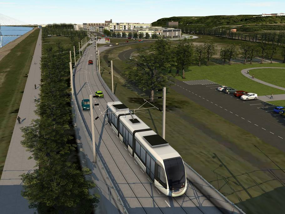 Riverfront Streetcar Extension