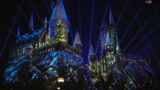 PHOTOS: Celebrate Christmas at The Wizarding World of Harry Potter