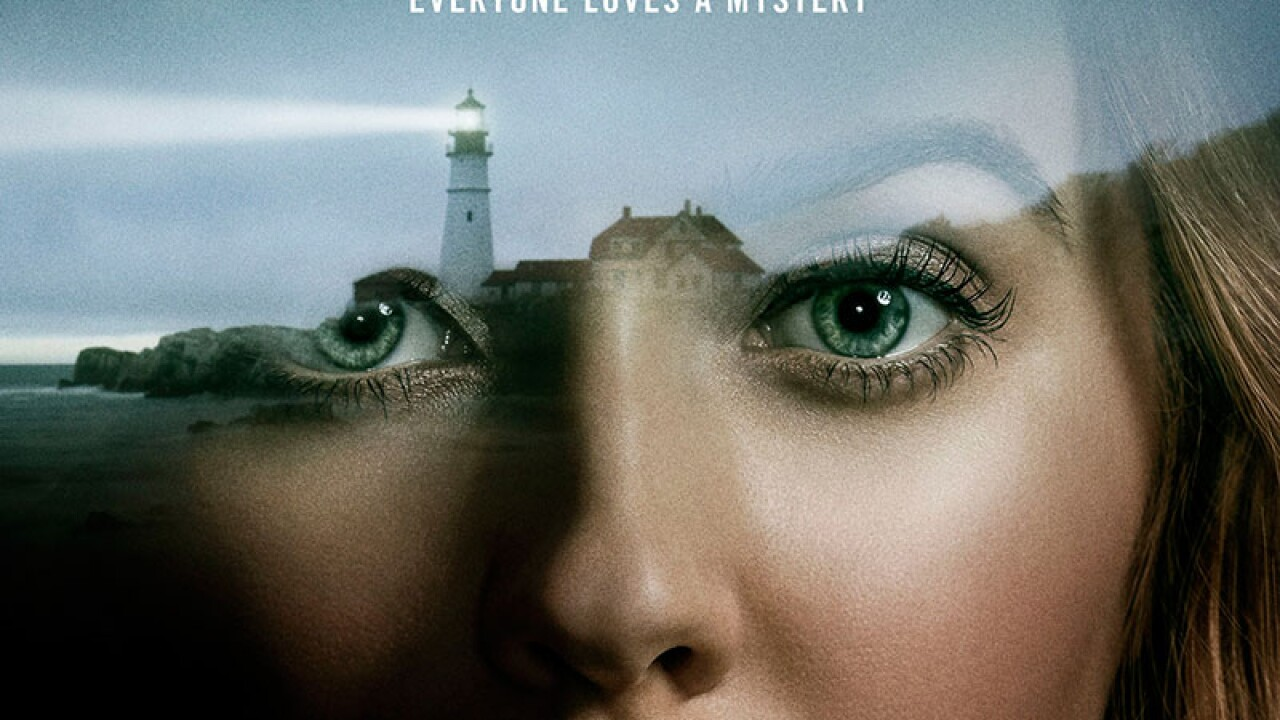 Nancy Drew premieres Wednesday, October 9 at 9pm on The CW.