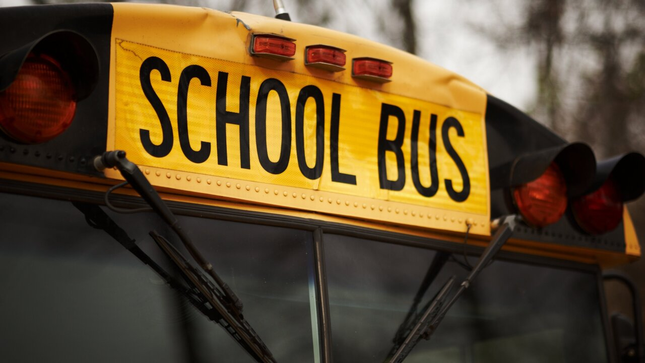 Electric school buses are coming to Virginia