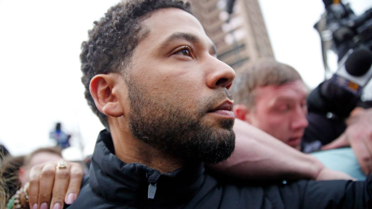 Attorney for brothers involved in the Jussie Smollett case says they were 'betrayed' by the celebrity
