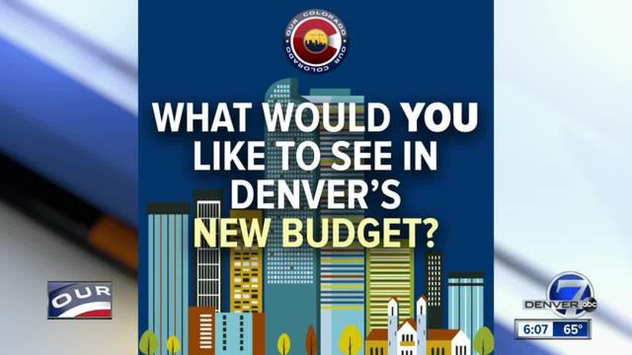Denver unveils 2019 budget proposal Thursday