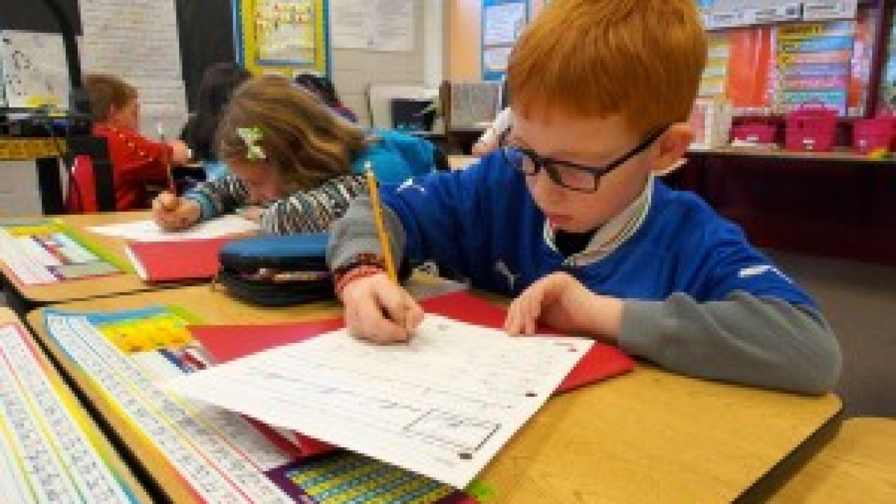 Cursive writing could come back to New Jersey schools under new bill
