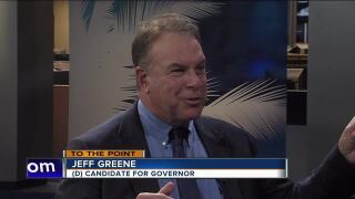 To The Point 7/1/18: Democratic candidate for governor, Jeff Greene