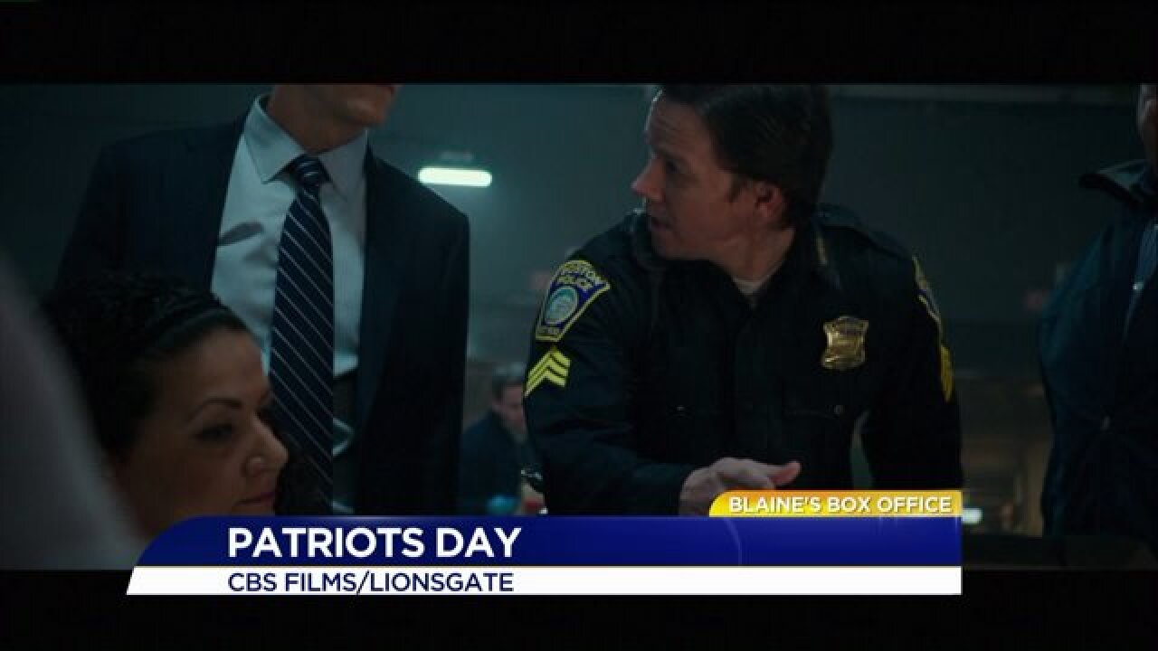 Blaine's Box Office: PatriotsDay