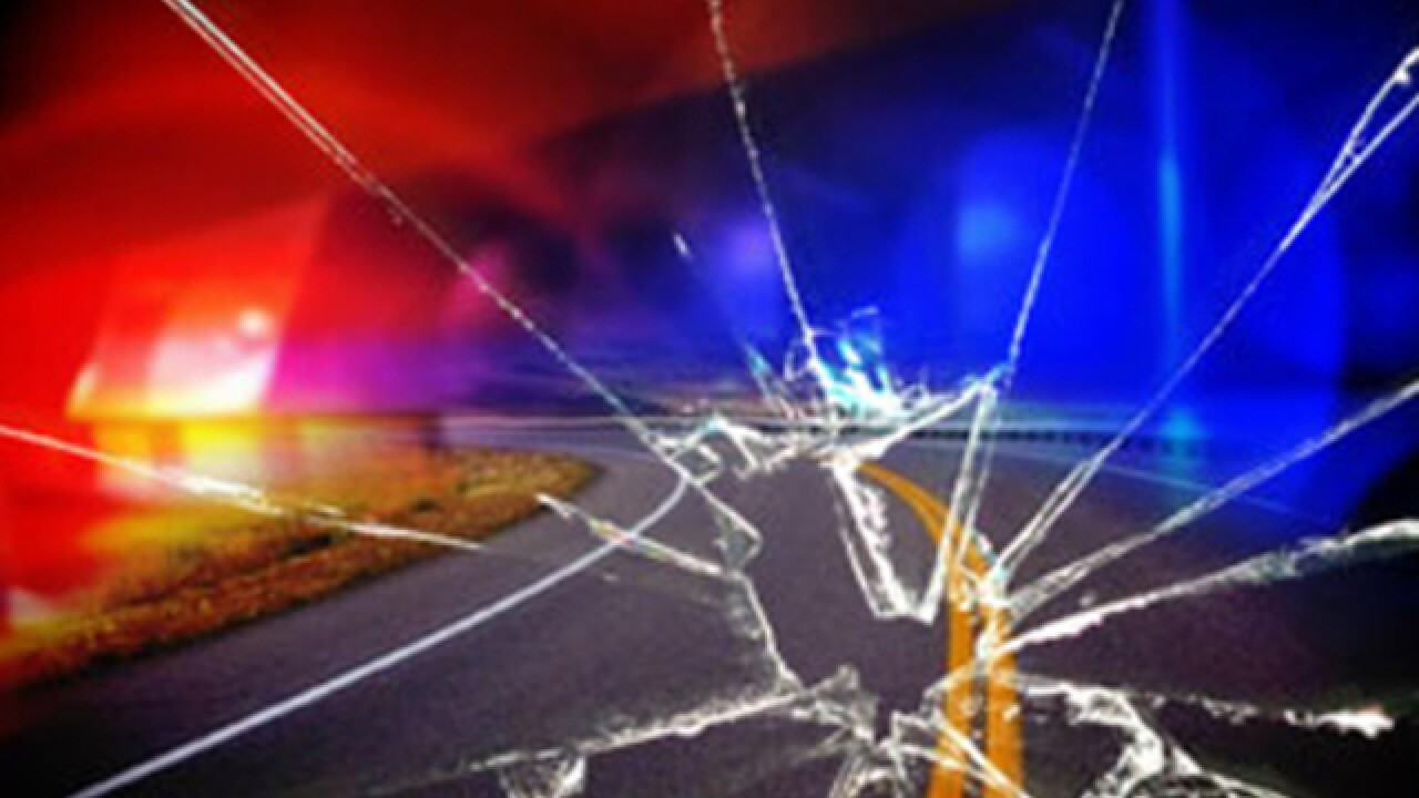 Emmett, Idaho man dies after multi-vehicle crash on I-84