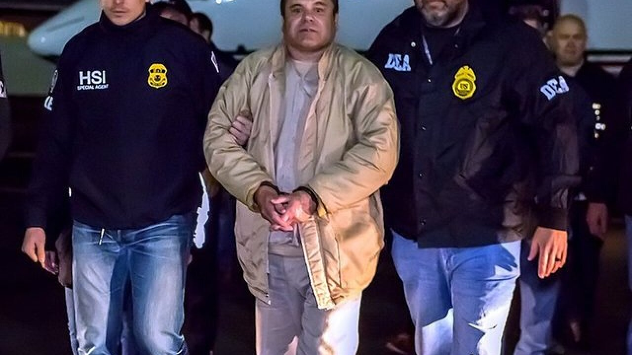 'El Chapo' Guzman trial to begin under unprecedented security measures