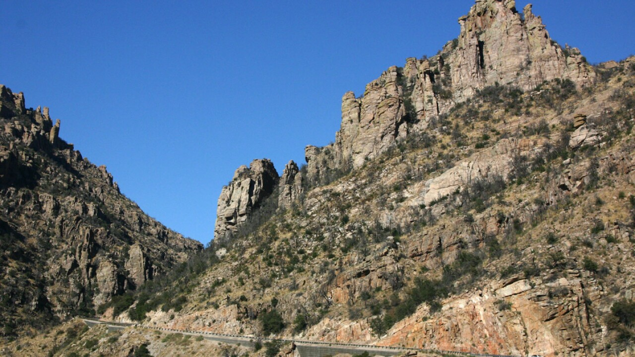 Mt. Lemmon Catalina Highway