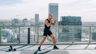 Fitness trainer Kollins Ezekh shares workout ideas to help you get and stay in shape