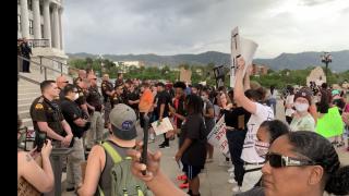 Weekend protests