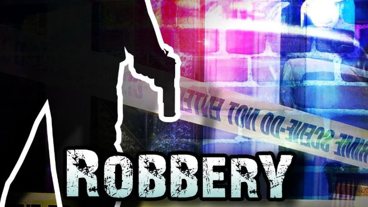 Community First Credit Union robbery