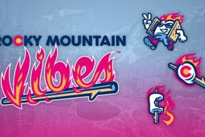 Colorado Springs' new minor league baseball team chooses name: The Rocky Mountain Vibes