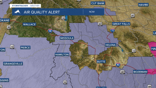 Air quality alerts in effect until further notice