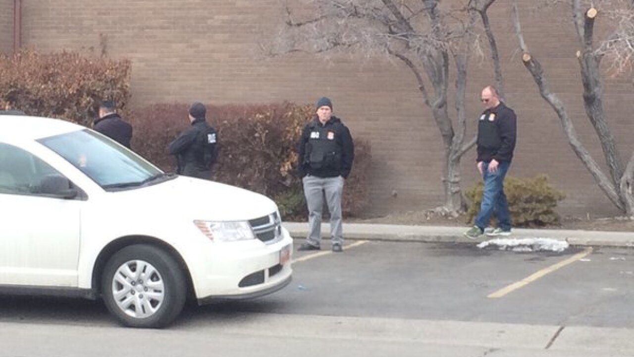 Feds raid Utah polygamous family's businesses