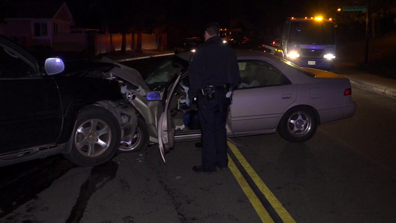 Multiple wrecks mark dangerous night on SD roads