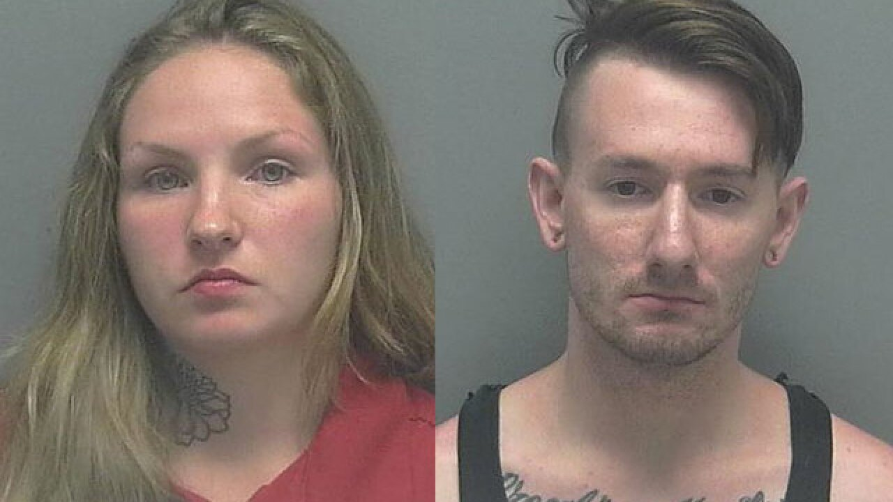 Couple accused of swimming nude on Sanibel beach