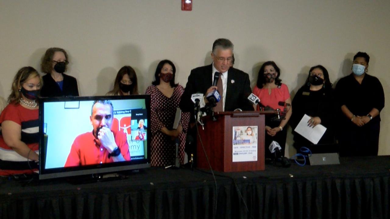 """Forward Latino announces """"Por Mi Familia"""" campaign"""