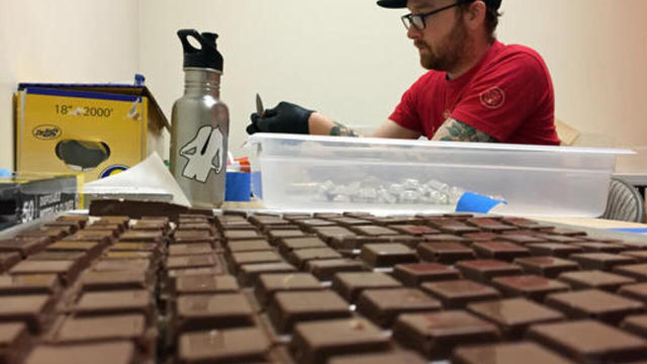 Oregon allows sale of edibles and oils to public
