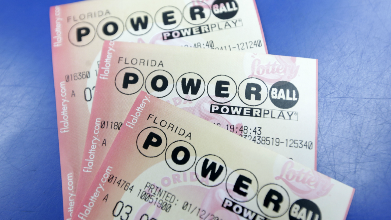 Winning $396.9 million Powerball ticket sold in Florida for January 29, 2020 drawing