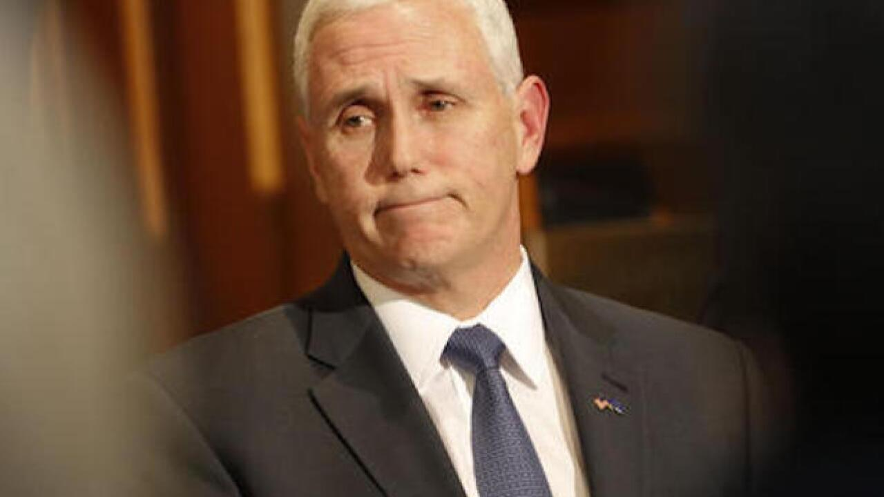 Indiana gov signs fetal defects abortion ban