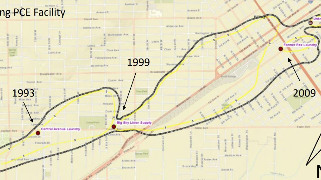 EPA proposed adding contaminated Billings site to Superfund list