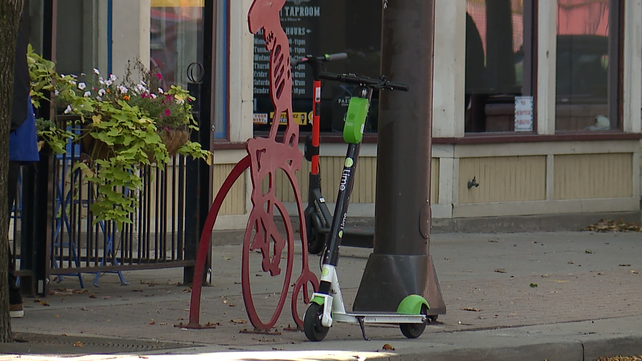 Ohio City residents split over scooters
