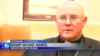 Bishop: Mass in the Diocese of Great Falls-Billings suspended until March 30